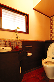 デザイントイレ改装